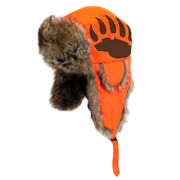 Bear Claw Hunter Fur Cap