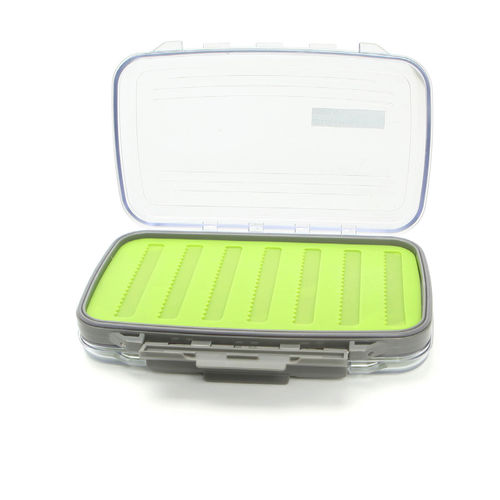 SCT Green Silicone Flybox Double