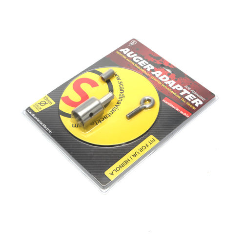 Cordless Drill Adapter for UR/Heinola/Rapala| Best Adapters @ scandinaviantackle.com